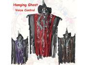 Halloween Prop Hanging Ghost Witch Scary Haunted House Bar Party Home Decoration 9SIA76H69M9842
