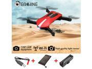 Eachine E52 WiFi FPV Selfie Drone 0.3MP Camera With High Hold Mode Foldable Arm RC Quadcopter BNF Version (Without Transmitter)