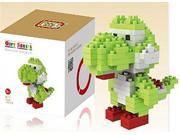 Young LOZ Diamond Mini Block Toys Cute Cartoon Toys Action Figure - YOSHI 9SIA76Z39W9522
