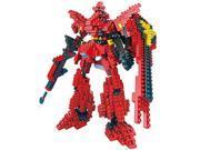 Young New LOZ Diamond Block I Robots Gundam D Series 19cm 814pcs #9355 Parent-child Games Building Blocks Children's Educational Toys 9SIA76Z39R8001