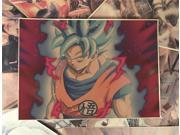 Dragon Ball Son Goku Super Saiyan God Super Saiyan Poster Anime Poster Kraft Paper Poster Wall Sticker HAIB24 9SIA76Z6149794