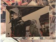 Tokyo Ghoul Kaneki Ken Poster Anime Poster Kraft Paper Poster Wall Sticker HAIB90 9SIA76Z6149893