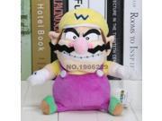 Super Mario game Wario animation Mario toy doll's doll wa Louis valio bad purple Mary 18cm 9SIA76Z64H0061