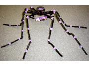 "90"" Poseable Hairy Spider"