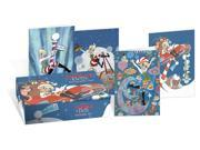 Paul Dini's Jingle Belle Holiday Notecard Set