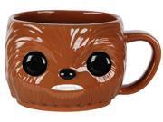 Funko Pop Home: Star Wars - Chewbacca 12 oz. Mug 9SIAA7657Y0065