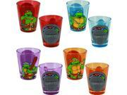 Teenage Mutant Ninja Turtles Sewer Shot Glass Set of 4 9SIA0194SV1118