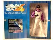 """Tekken 4 Series 2 12"""""""" Figure Violet"""" 9SIA0190003PC3"""