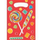 Loot Bags Pack Of 8 Sugar Buzz 9SIA01910T8379