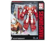 Transformers Generations Combiner Wars Voyager Class Scattershot Figure [Toy] 9SIA0193R93643