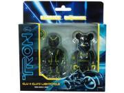 Tron Legacy Clu & Lightcycle Bearbrick Figure 2 Pack 9SIA01900072M8