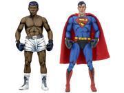 Action Figure - DC Comics - Superman vs Muhammad Ali Special Edition New 42074 9SIA77T5CJ2939