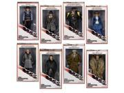 "The Hateful Eight Movie 8"""" Action Figure Set Of 8"" 9SIA01955E5770"