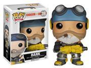 Evolve Hank Pop! Vinyl Figure 022-0009-002N6
