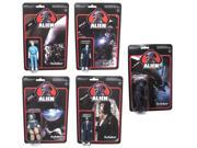 Alien Funko Reaction Action Figure Set Of 5 9SIA01919W6378