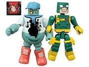 Marvel Minimates Series 65 Mascot Deadpool & Bob Agent Of Hydra 9SIA0193RH6860