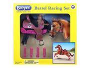 Breyer 1:9 Traditional Series Model Horse Accessory: Barrel Racing Tack Set 9SIA3915M98405