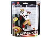 San Francisco 49ers, Colin Kaepernick McFarlane NFL Series 33 Exclusive Figure 9SIA0196BN9046