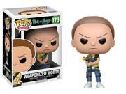 Rick and Morty Weaponized Morty POP! Vinyl Figure by Funko 9SIA88C5MR4411