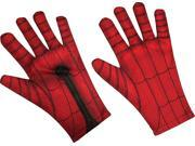 Spider-Man Homecoming Spiderman Adult Gloves Costume Accessory 9SIA1W26KK6336