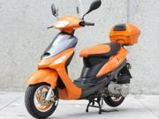 50cc MC_JL5A 4-Stroke Moped Scooter