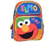 Backpack - Sesame Street - Elmo Ha Ha Ha Large School Bag New 054568