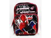 Backpack - Marvel - Spiderman Black Hero Large School Bag New a01284 9SIA77T2KM6474