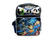 Medium Backpack - DC Comic - Justice League Batman Superman New a00025 9SIA77T2KM6708