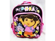 Mini Backpack Dora the Explorer Butterfly Black New School Bag a02776
