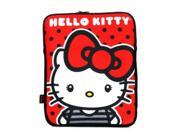 Pad Case - Hello Kitty - Sanrio Red Big Bow Laptop Bag Licensed sanip0037