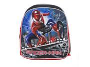 Small Backpack - Marvel - Spiderman 2 Spider Building New 612016 9SIA77T2KJ5698