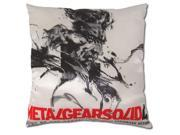 Pillow - Metal Gear Solid 4 - Solid Snake New Toys Anime Cushion ge45012