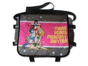 Messenger Bag - Sailor Moon - New Mars, Venus, Mercury & Jupiter   ge11938 9SIA7PX64H0685