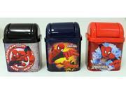 Flip Lid Desktop Tin - Marvel - Spiderman Metal Box New 708707 (1 Style Only) 9SIA77T2KW0407