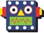 Aquarius Robot Head Funky Chunky Magnet 9SIA7WR3H96666