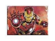 Magnet - Marvel - Avengers Age of Ultron Iron Man Distressed m-mvl-0014 9SIA77T2MX0141