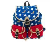 Backpack - DC Comics - Wonder Woman Knapsack School Bag jk2rr9dco