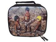 Lunch Bag - Attack on Titan - New Mikasa Eren Armin Anime Licensed ge11150 9SIA0AJ3CH8423