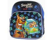 Small Backpack - Scooby Doo - Road Trip New School Bag Book Boys 49868