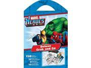 Grab & Go Deluxe Stickers - Marvel - Heroes New Decals Toys Games st2703 9SIA77T2T04781