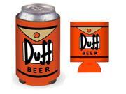 Can Huggers - Simpsons - Duff Beer Huggie New Licensed Toys 09105 9SIA00Y44U4961