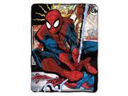 Micro Raschel Throws - Marvel - Spiderman Origins Fleece New 285996 9SIA77T2V91958