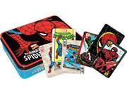 Playing Card - Marvel - Spiderman Zoom (Tin Box) Poker Licensed Gifts 104041 9SIA77T2N03001