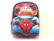Backpack - Marvel - Ultimate Spiderman Web-warriors Large School Bag New 613501 9SIA77T2Y07302