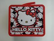 Lunch Box - Hello Kitty - Kitty Face (Metal Case) New Licensed sanlb0102