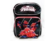 Medium Backpack - Marvel - Spiderman Activity Black School Bag us24784 9SIA77T2MC7098
