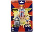 Action Figures - DC Comics - Mini Justice League 3-Pack New dc-3909 9SIA77T35U5550