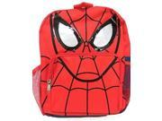 """Small Backpack - Marvel - Spiderman Face 12"""""""" School Bag New 054808"""" 9SIA77T3CG3333"""