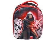 Lunch Bag - Star Wars Ep7 - Kylo Dome Shaped New KYLUN