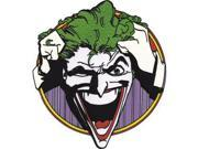 Large Patch - DC Comics - The Joker Laughing Iron On Licensed p-dc-0117-x 9SIA77T3DK7700